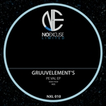 GRUUVELEMENT'S - Pe Val EP (Front Cover)