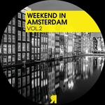 VARIOUS - Weekend In Amsterdam Vol 2 (Front Cover)