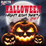 VARIOUS - Halloween Night EDM Party 2017 (Front Cover)