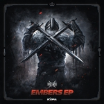 OOLACILE - Embers (Front Cover)