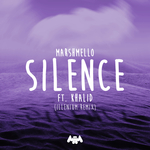 MARSHMELLO - Silence (feat Khalid) (Front Cover)