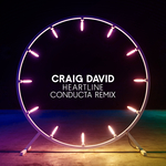 CRAIG DAVID - Heartline (Conducta Remix) (Front Cover)