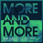 TOM ZANETTI - More & More (Front Cover)