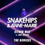 SNAKEHIPS/ANNE-MARIE - Either Way (The Remixes) (Front Cover)