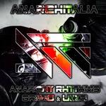 ANARCHY RHYTHMS - Anarchitalia (Front Cover)