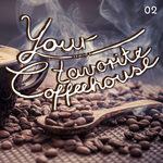 VARIOUS - Your Favorite Coffeehouse Vol 2 (Front Cover)