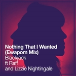 BLACKJACK feat RAFF & LIZZIE NIGHTINGALE - Nothing That I Wanted (Front Cover)