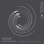 DROWN - Detroit Warzone EP (Front Cover)