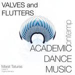 MARAT TATURAS/EDYTA FIL & EVGENY BARHATOV - Valves And Flutters (Front Cover)