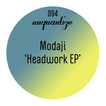 MODAJI - Headwork EP (Front Cover)
