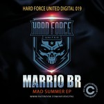 MARRIO BR - Mad Summer (Front Cover)