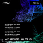 MOTI BROTHERS - All For You (Front Cover)