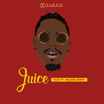 YCEE feat MALEEK BERRY - Juice (Front Cover)
