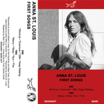 ANNA ST LOUIS - First Songs (Front Cover)