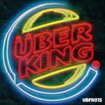 UBER KINGS - Keeping The Fat (Front Cover)
