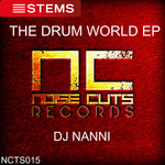 MAXDAL/DJ NANNI - The Drum World EP (Front Cover)