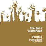 NICOLA CONTE & GIANLUCA PETRELLA - African Spirits (Front Cover)