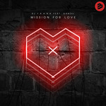 DJ FRANK feat DANZEL - Mission For Love (Front Cover)