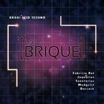 FABRIZIO RAT/JAQUARIUS/TONOTOPY/MODGEIST/DARZACK - BR001/Acid Techno (Front Cover)