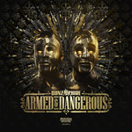 GUNZ FOR HIRE - Armed & Dangerous (Front Cover)