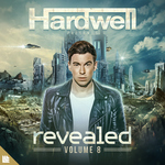 VARIOUS/HARDWELL - Revealed Vol  8 (Front Cover)