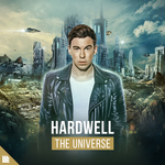 HARDWELL - The Universe (Front Cover)
