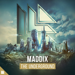 MADDIX - The Underground (Front Cover)