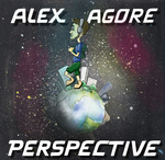 ALEX AGORE - Perspective (Front Cover)