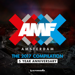 VARIOUS - AMF 2017/Amsterdam - 5 Year Anniversary Album (Front Cover)