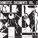 VARIOUS/BUTTER SESSIONS AND NOISE IN MY HEAD - Domestic Documents Vol 2/Compiled By Butter Sessions And Noise In My Head (Front Cover)