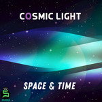 COSMIC LIGHT - Space & Time (Front Cover)