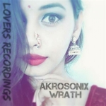 AKROSONIX - Wrath (Front Cover)