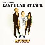 TOMI SALESVUO EAST FUNK ATTACK - Rhythm (Front Cover)