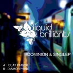 DOMINION & SINGLEP - Beat Patrol (Front Cover)