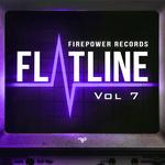 FELMAX/NOYA/BLAQOUT/ORII - Flatline Vol 7 (Front Cover)