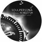 SOULPERSONA feat PRINCESS FREESIA - Momentum (The Remixes) (Front Cover)