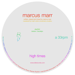 MARCUS MARR - High Times (Front Cover)