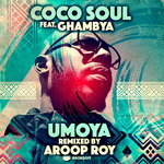 COCO SOUL - Umoya (feat Ghambya) (Front Cover)