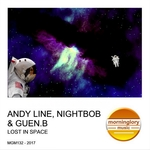 ANDY LINE/NIGHTBOB/GUEN B - Lost In Space (Front Cover)