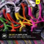 MATT SASSARI/OSCAR L/SINISA TAMAMOVIC/MLADEN TOMIC/MINITECH PROJECT/ASIO - Ade 2017 VA Compilation (Front Cover)
