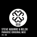 STEVE AGUIRRE & REL3R - Paradise (Front Cover)