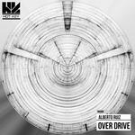 ALBERTO RUIZ - Overdrive (Front Cover)