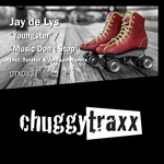 JAY DE LYS - Youngster/Music Don't Stop (Front Cover)