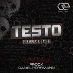 CHAMPAS & LAULE - Testo (Front Cover)