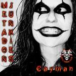 METADON JUNKIES - Cayman (Front Cover)
