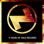 ZULU RECORDS/VARIOUS - 5 Years Of Zulu Records (unmixed tracks) (Front Cover)