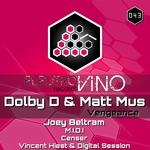 DOLBY D & MATT MUS - Vengeance (Front Cover)