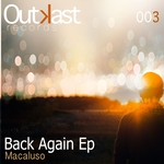 MACALUSO - Back Again EP (Front Cover)