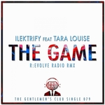 ILEKTRIFY feat TARA LOUISE - The Game (Front Cover)