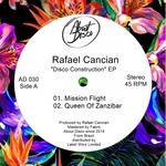 RAFAEL CANCIAN - Disco Construction (Front Cover)